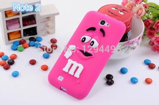 coque silicone samsung galaxy note 2