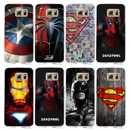 coque telephone marvel