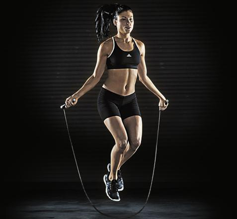 corde a sauter fitness