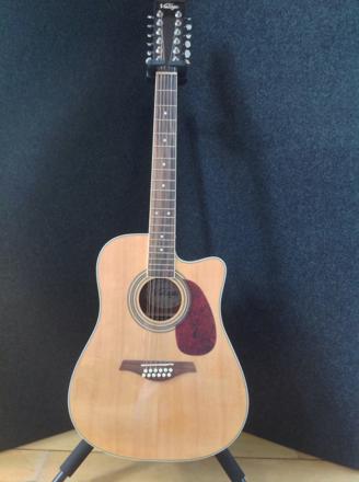 cordes guitare 12 cordes