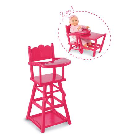 corolle chaise haute