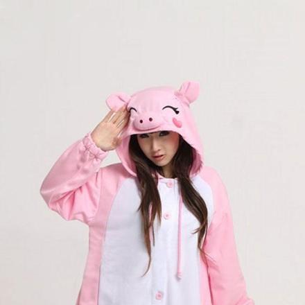 cosplay cochon
