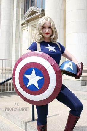 cosplay simple femme