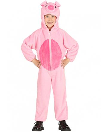 costume cochon enfant