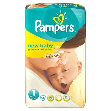 couche pampers taille 1