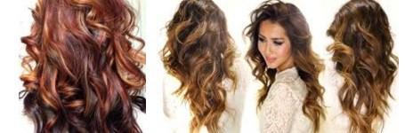 couleur ambre cheveux