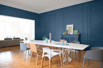 couleur de peinture pour salon salle a manger