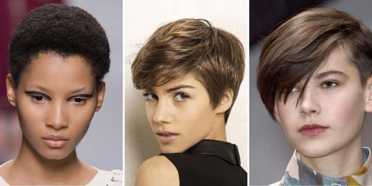 coupe de cheveux femmes courtes