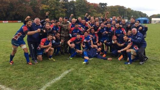 coupe du monde rugby militaire