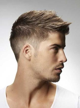 coupe homme mode