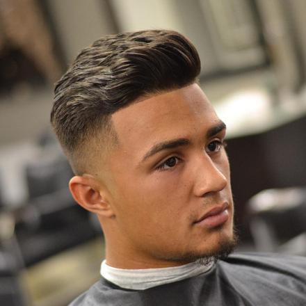 coupe pour cheveux épais homme