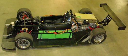 course voiture electrique