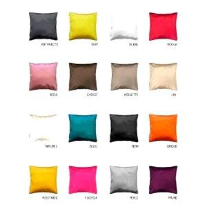 coussin 40*40