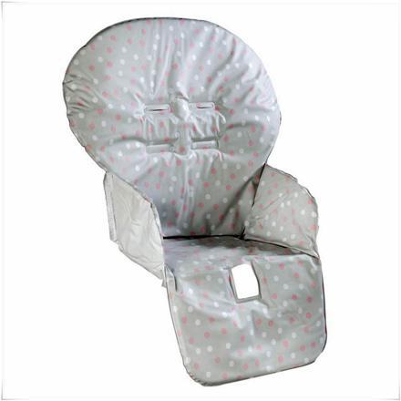 coussin de chaise haute bébé universelle