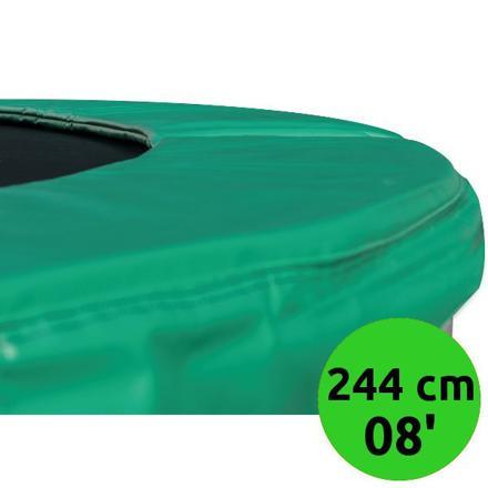coussin de protection trampoline 244 cm
