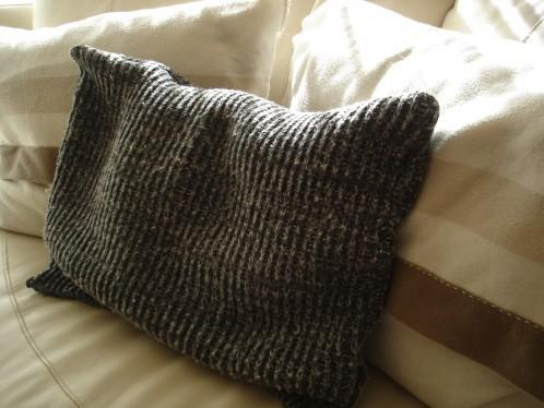 coussin mou