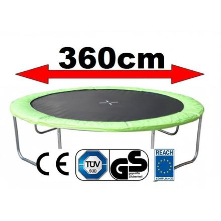 coussin trampoline 360