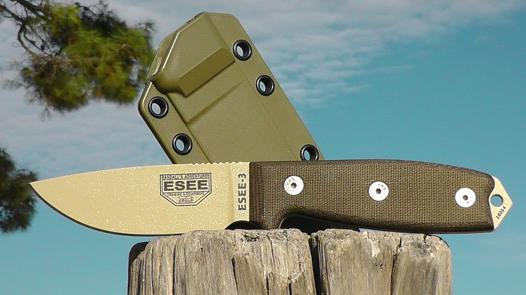 couteau esee 3