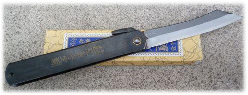 couteau japonais pliant damas