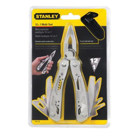 couteau multifonction stanley