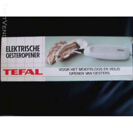 couteau ouvre huitre electrique
