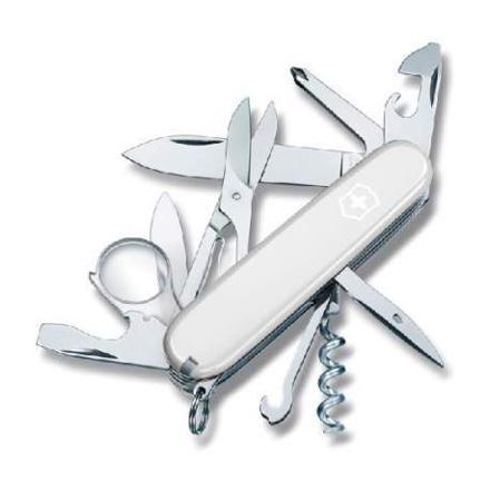 couteau suisse blanc