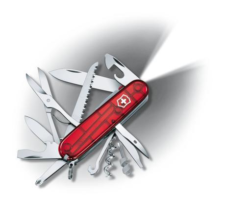 couteau suisse lampe