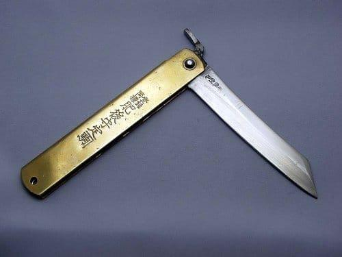 couteaux japonais de poche
