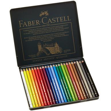 crayon de couleur faber castell