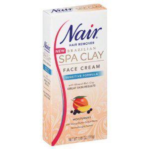 creme depilatoire visage nair
