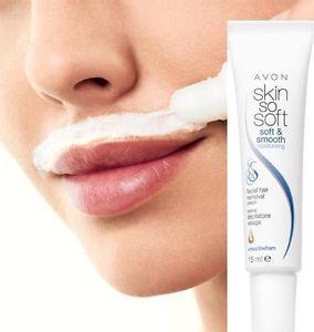 creme depilatoire visage