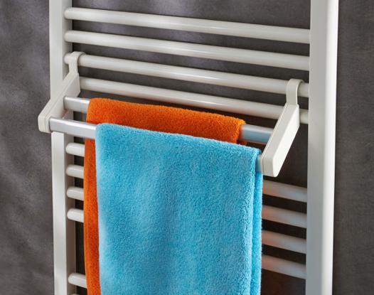 crochet pour radiateur seche serviette