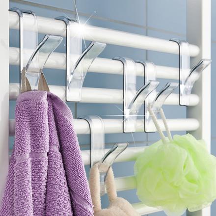 crochet seche serviette