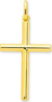 croix en or 18 carats