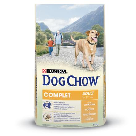 croquette chien dog chow