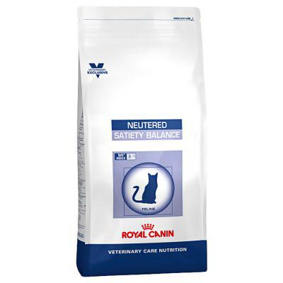 croquette royal canin chat neutered satiety balance