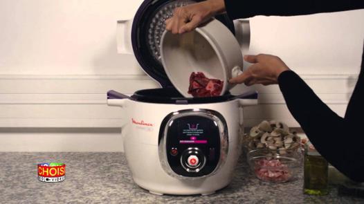 cuiseur moulinex cookeo usb