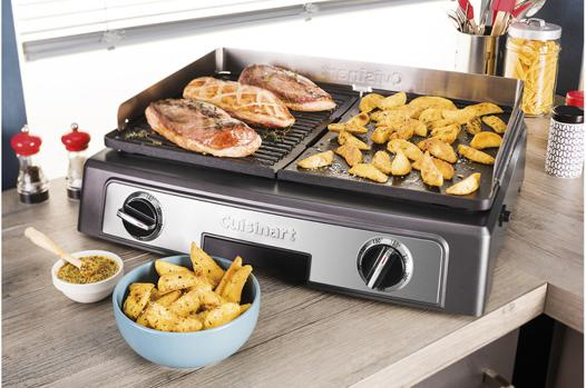 cuisinart plancha barbecue power pl50e