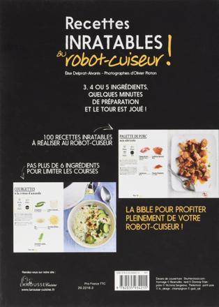 cuisine au robot