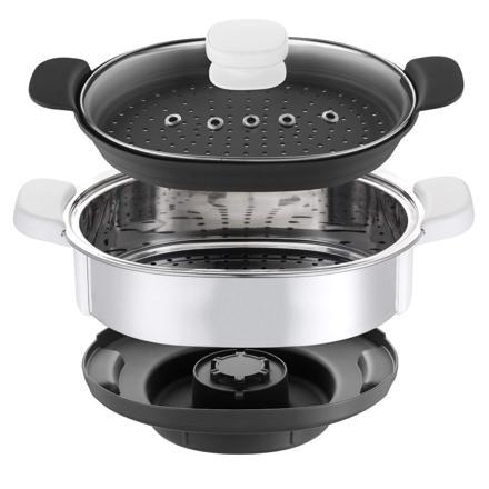 cuisine vapeur companion