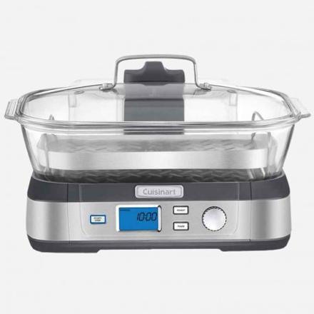 cuisson vapeur verre