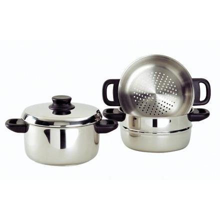 cuit vapeur acier
