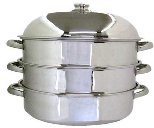 cuit vapeur inox gaz