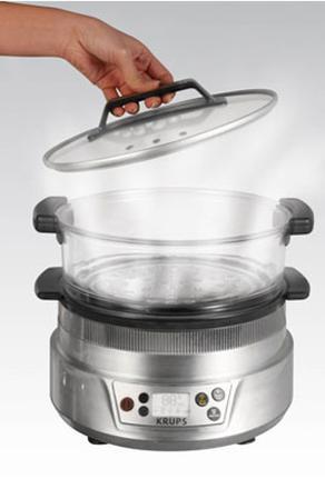 cuit vapeur verre ou inox