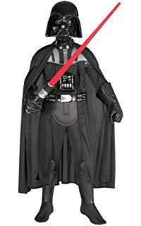 déguisement dark vador 4 ans