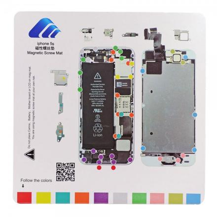 demonter iphone 5s