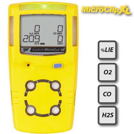 detecteur gaz