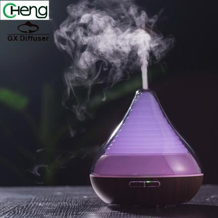 diffuseur huiles essentielles couleurs changeantes