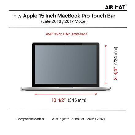 dimensions macbook pro 15