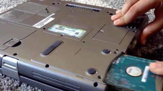 disque dur interne portable dell